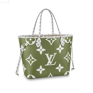 LOUIS VUITTON LIMITED EDITION NEVERFULL MM